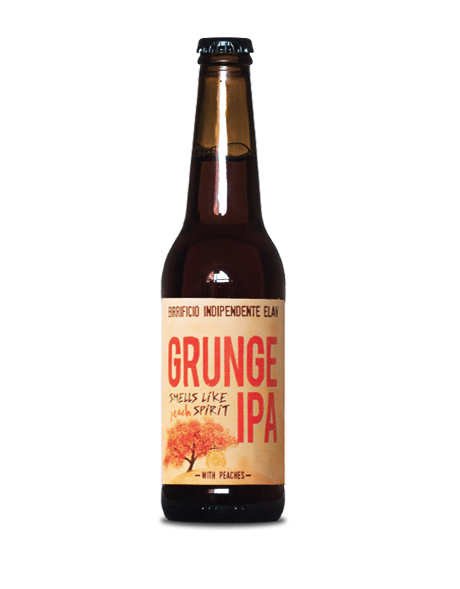 Grunge Ipa with Peaches